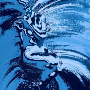 artiste peintre moderne contemporain art numerique