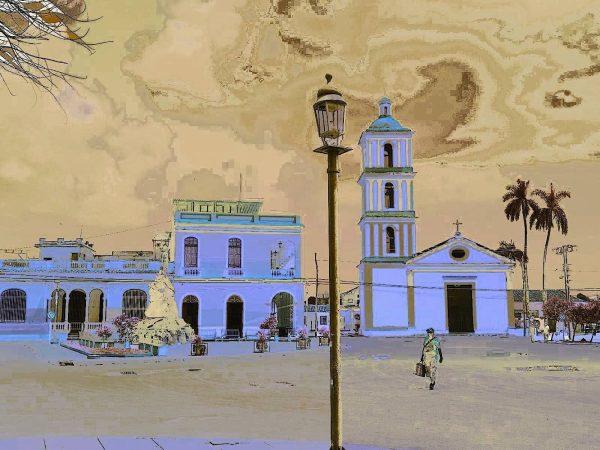 Art numerique Cienfuegos by Monor