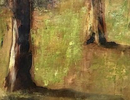 tableaux peinture à l huile paysage