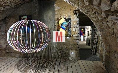 Exposition permanente à la galerie d'art L'Ephémère (59 Grande rue, Le Mans)